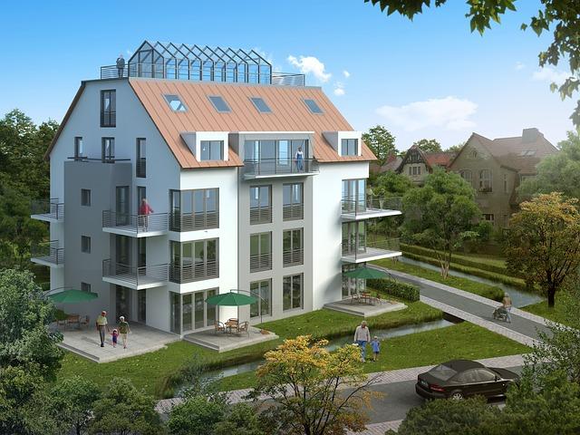 Beispiel Mehrfamilienhaus als Renditeobjekt