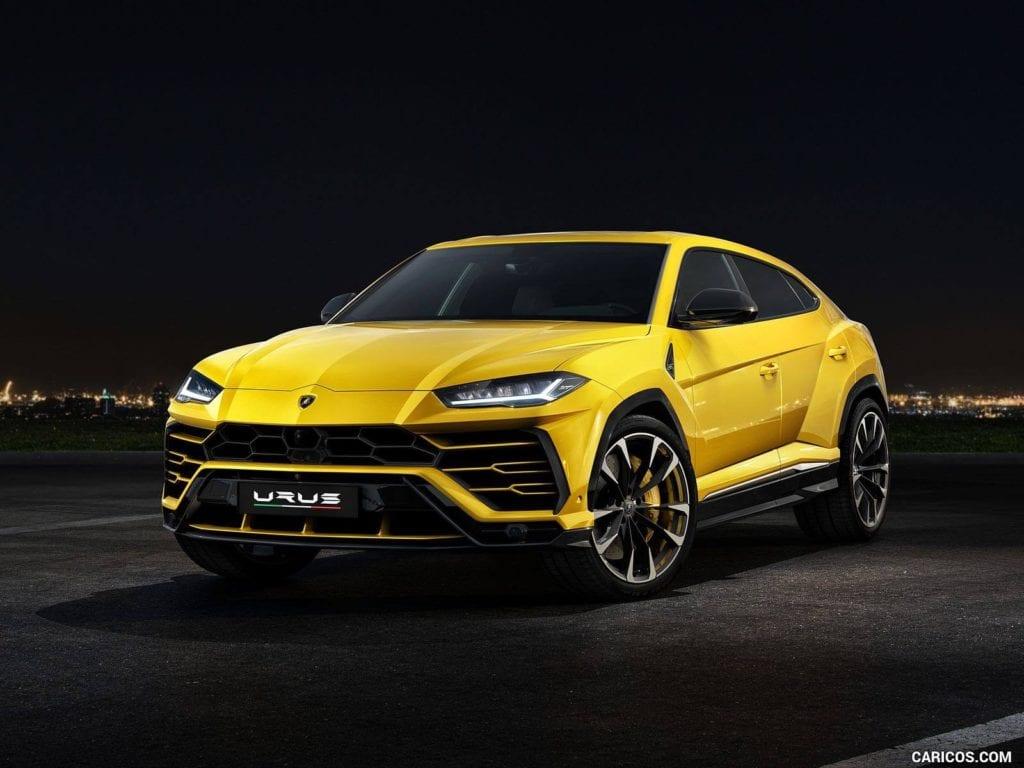 Kfz Versicherung Lamborghini Urus