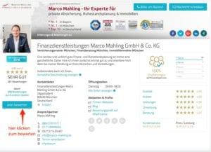 unabhängiger Versicherungsmakler München