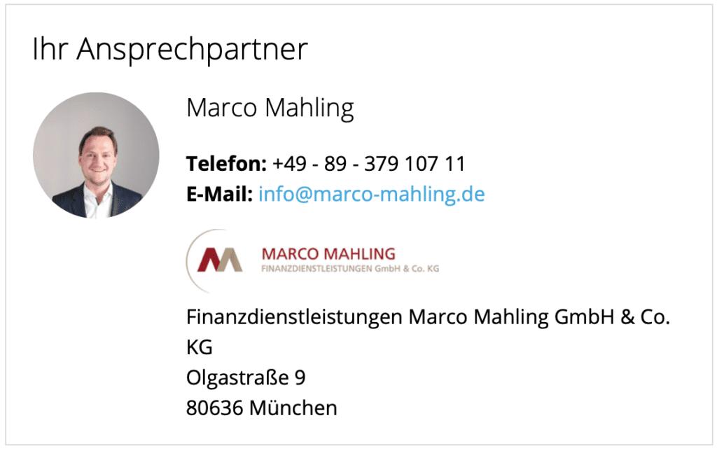 Ihr neuer Ansprechpartner bei Simplr wird Marco Mahling
