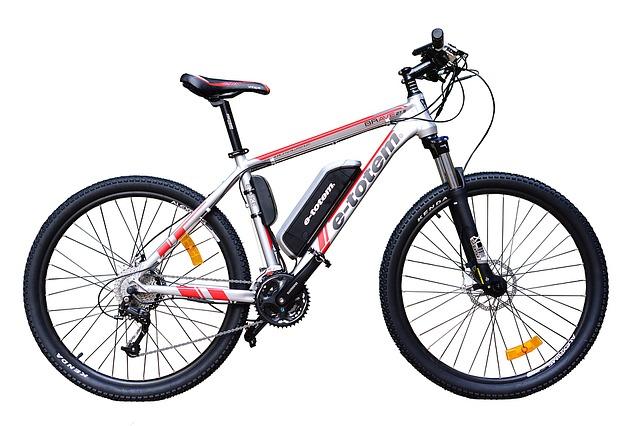 Beispiel eines typsichens E-Bikes
