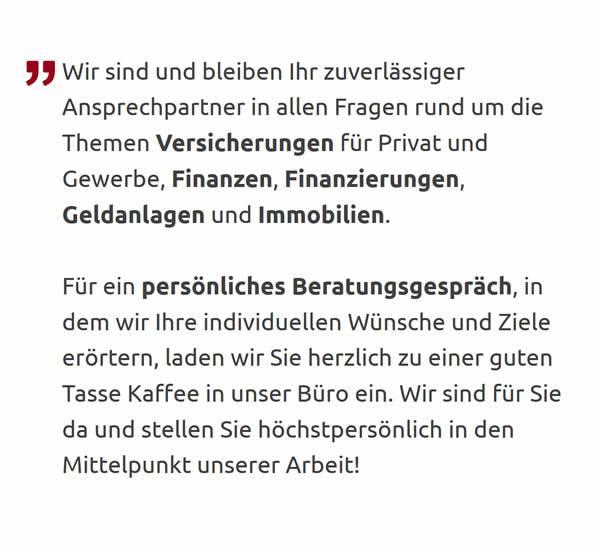 Finanzen aus  München