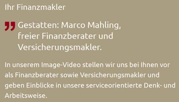 Finanzmakler in  Am alten südlichen Friedhof (München) -