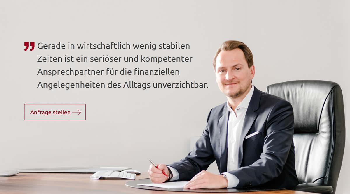 Versicherungsmakler Zillerhof (München) | 🥇 Marco Mahling Finanzdienstleistungen » Unabhängiger Finanzberater & Makler / Vermögensberatung