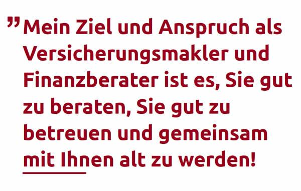 Unabhängiger Versicherungsmakler in  Glockenbach (München)
